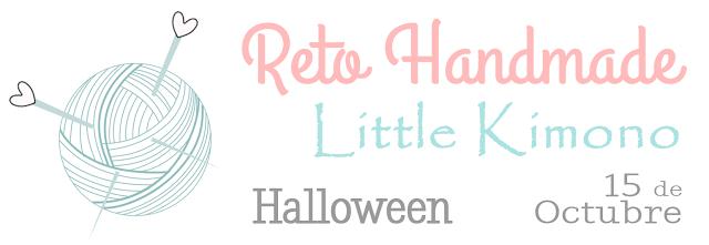 Reto handmade little Kimono: Halloween 15 de octubre