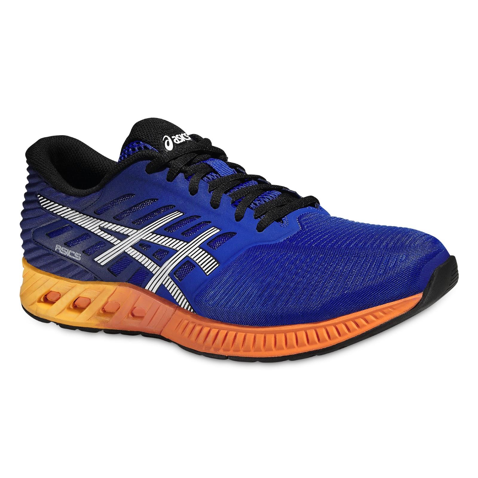Asics Men S Gel Excite  Running Shoes Blue Silver Black