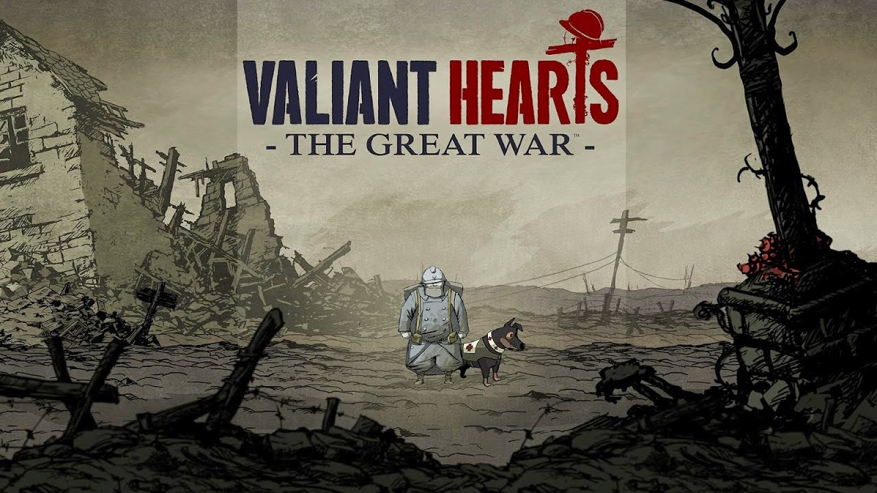 Valiant Hearts : The Great War Gameplay IOS / Android