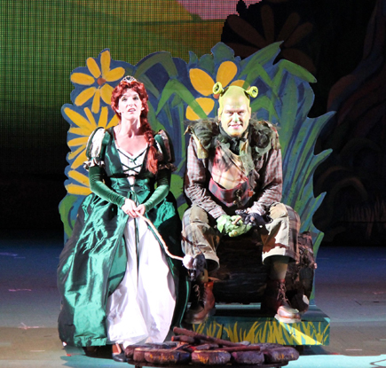 st louis theatre snob shrek the musical the muny