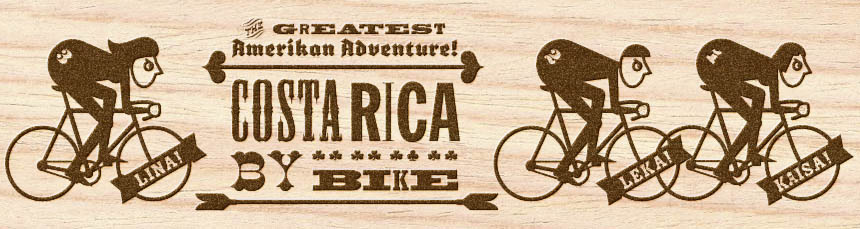 Costa Rica by Bike