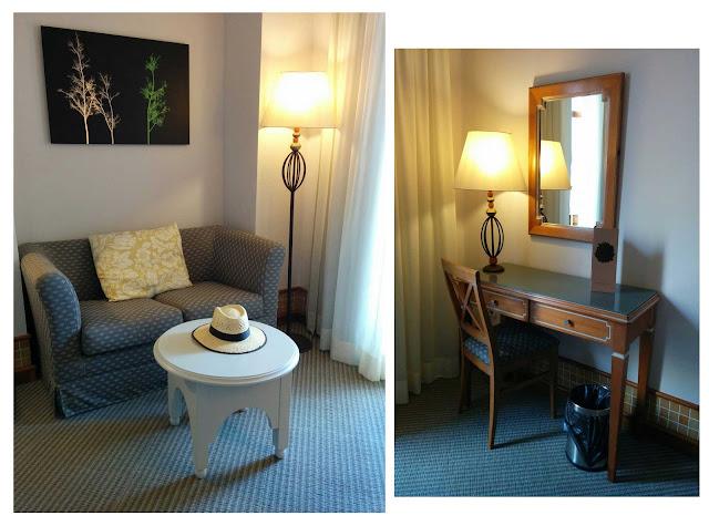 melia atlantico ayamonte huelva habitacion room