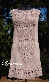 Lavinia - Sommerstrickprojekt