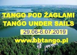 TANGO POD ŻAGLAMI/TANGO UNDER SAILS