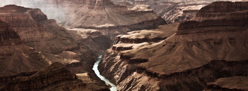 Grand canyon arizona US facebook cover