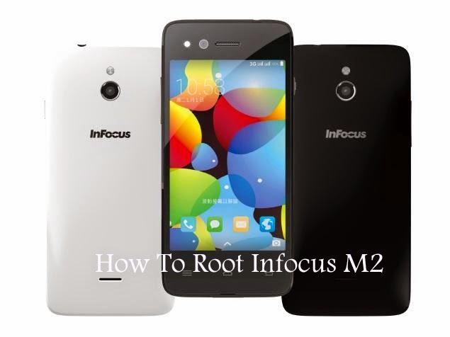 Root Infocus M2 using Kingroot application