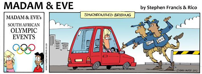 Synchronised Bribing