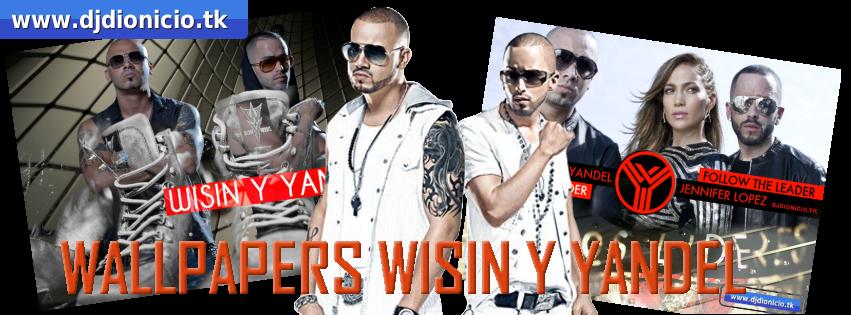 wisin y yandel los lideres wallpapers 2012 fondos de