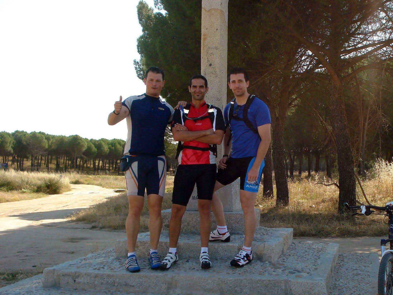 Wikiloc ruta fuenlabrada m stoles navalcarnero for Piscina el soto mostoles