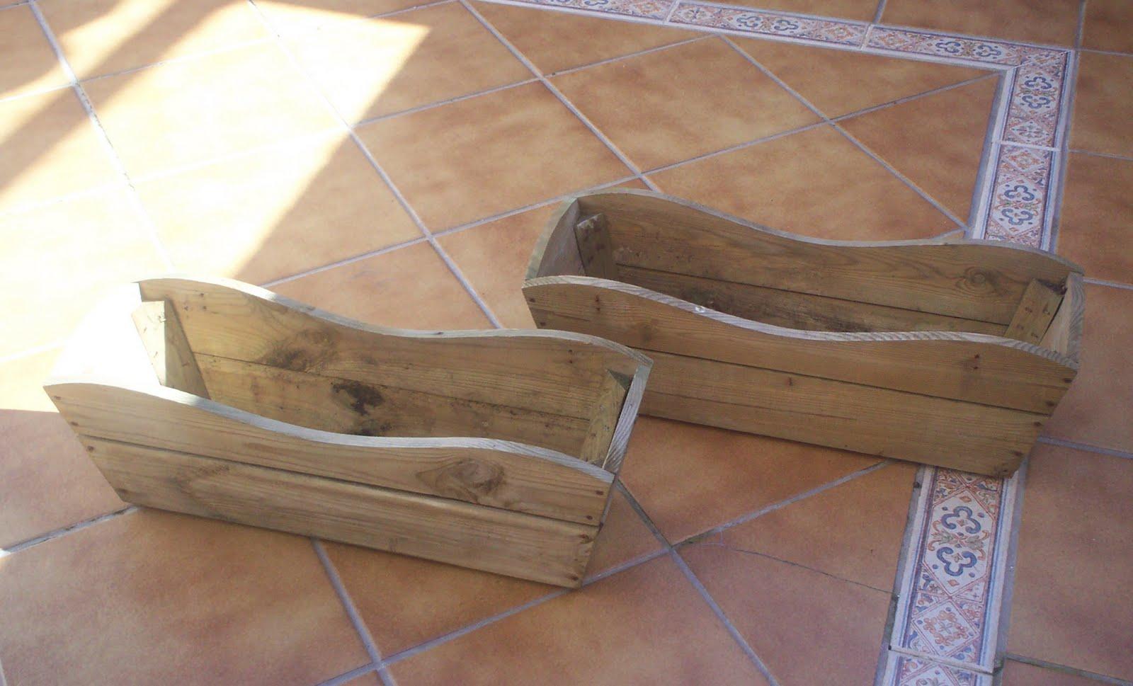 10 ideas para hacer de una caja de madera, algo más que