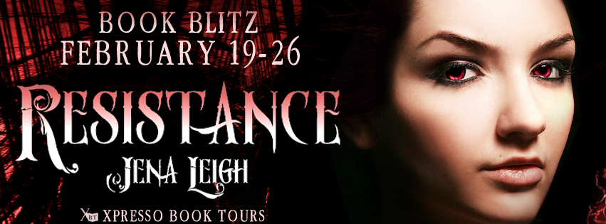 Book Blitz: Resistance By Jena Leigh