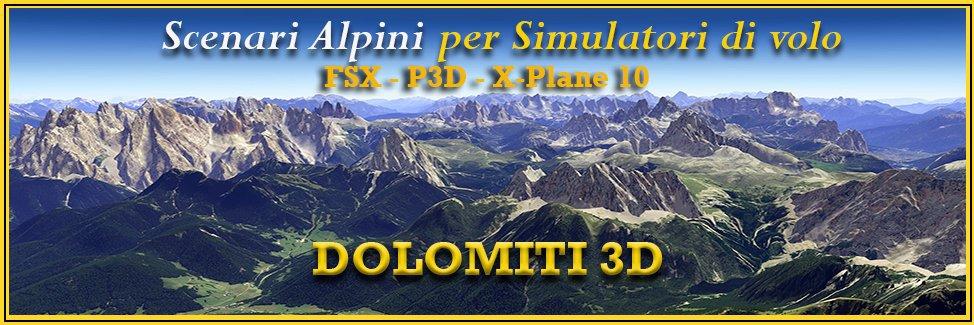 Scenari Alpini per FSX