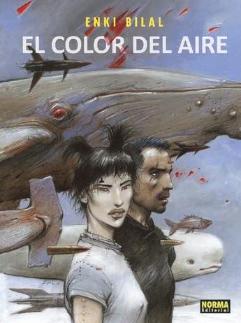El color del aire - Enki Bilal