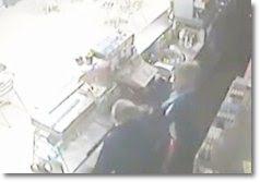 Ladrão tenta assaltar loja