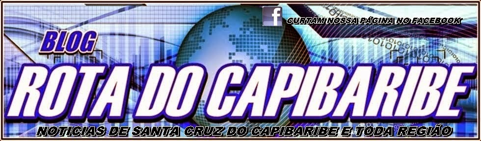 Blog Rota do Capibaribe