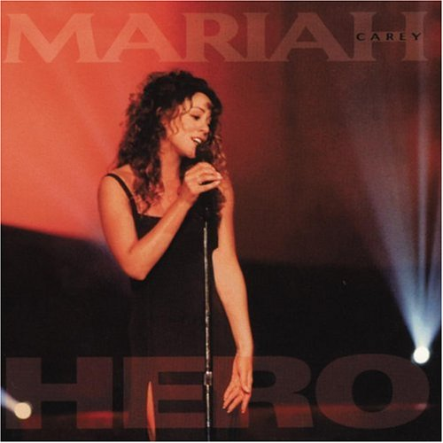 Muzeecal: Mariah Carey : Hero (1993) Mariah Carey Hero