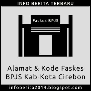 Alamat dan Kode Faskes BPJS Cirebon