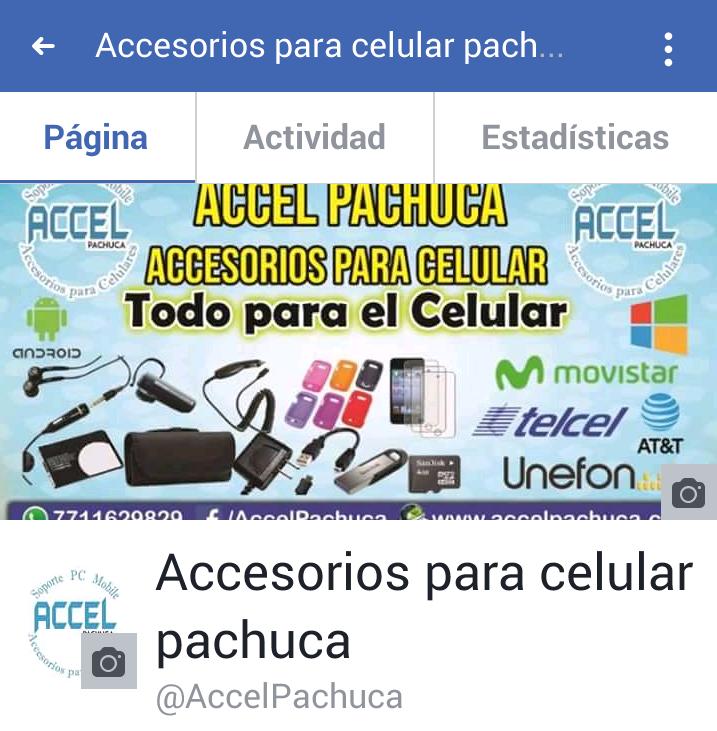 Síguenos en Faccebook