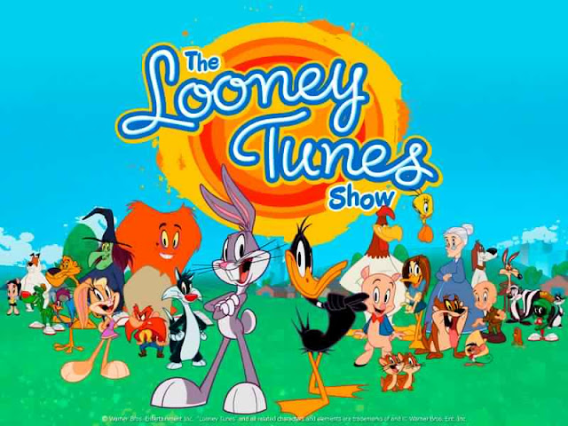 Cartoon Network Looney Tunes Show Oyunları