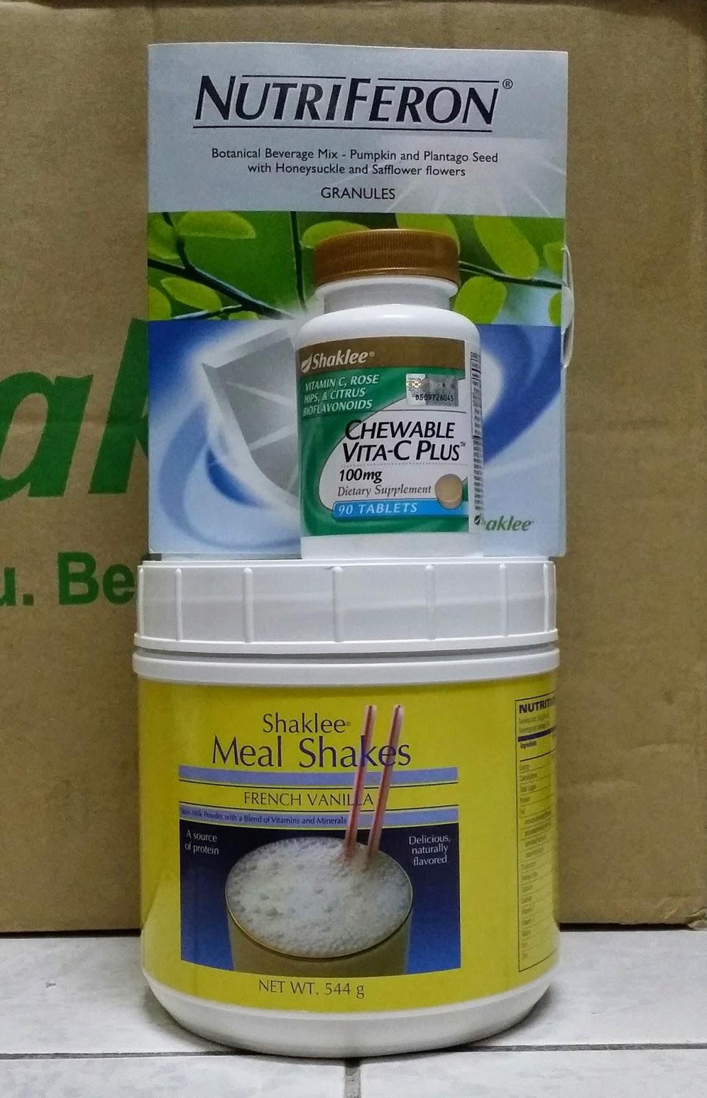 Rawat Tonsil dengan Vitamin Shaklee
