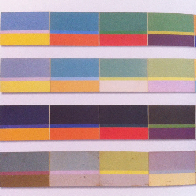 Mikhail Matiushin. A Guide to Color: Rules of the Variability of Color Combinations. The Russian Avant-Garde Book 1910-1934, Margit Rowell and Deborah Wye.