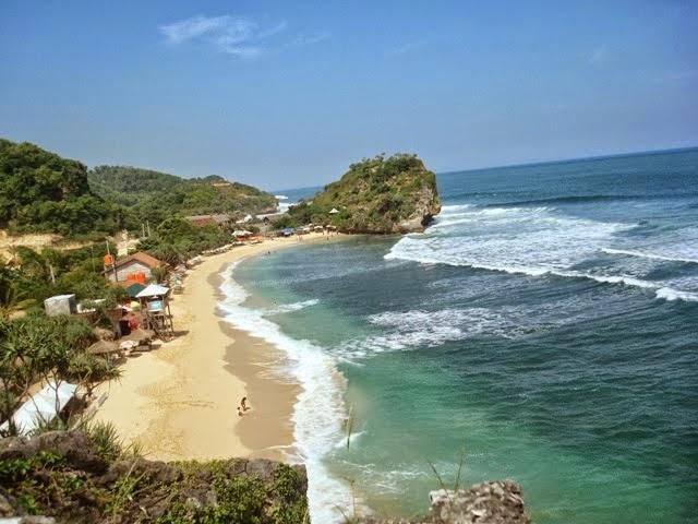 Pesona Pantai Indrayanti di Yogyakarta Yang Memikat Para Wisatawan  Tempat Wisata