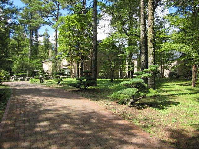 Japan park, Yamanakako