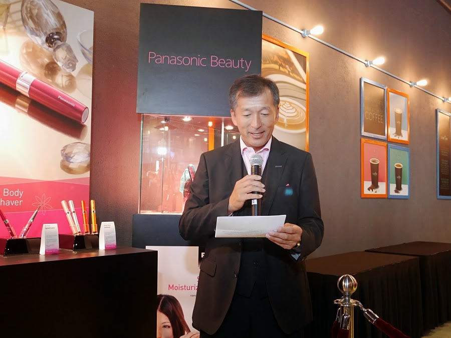 Managing Director of Panasonic Malaysia Sdn. Bhd