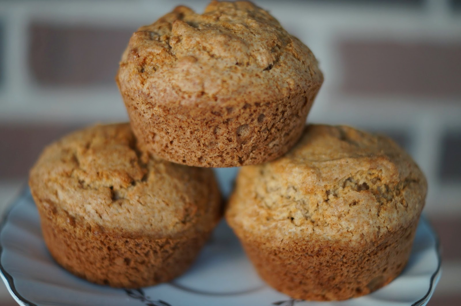Cinnamon Applesauce Muffins (with Gluten Free Option)