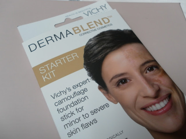 A picture of the Vichy Derma Blend Starter Kit