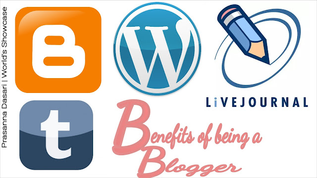 Benefits Of Being In A Blogosphere
