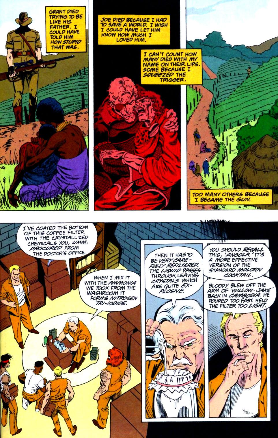 Deathstroke (1991) Issue #26 #31 - English 14