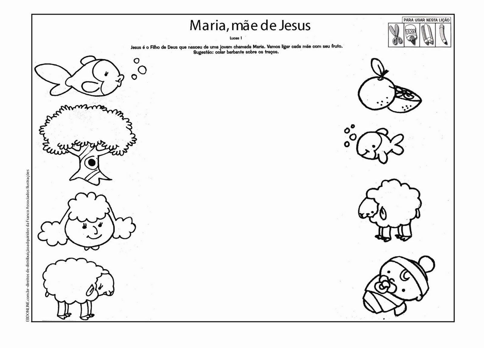 ENSINO RELIGIOSO  ATIVIDADES SOBRE O NASCIMENTO DE JESUS