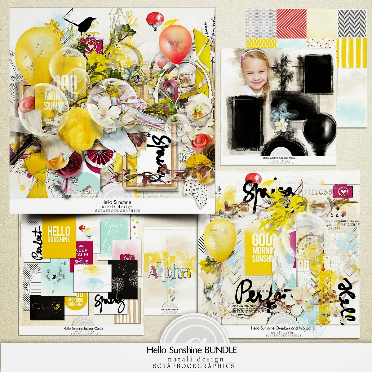http://shop.scrapbookgraphics.com/Hello-Sunshine-Bundle.html