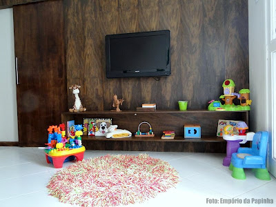 Empório da Papinha: Espaço de entretenimento infantil