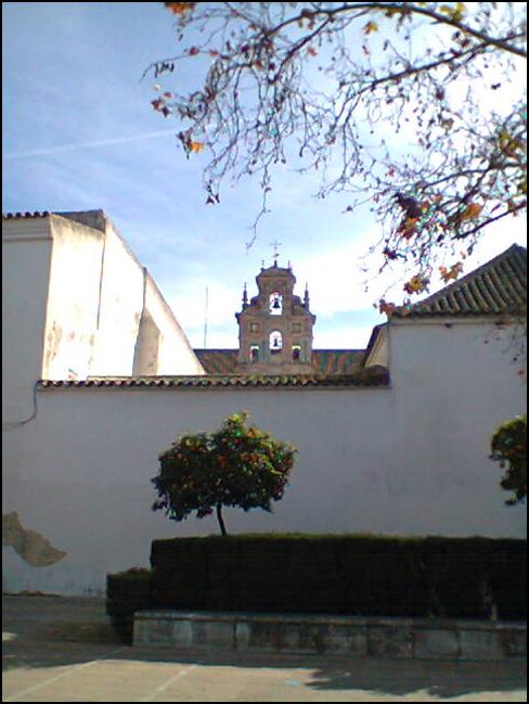 Sevilla vista a los 80 a os el real monasterio de san clemente - Don juan tenorio escena del sofa ...