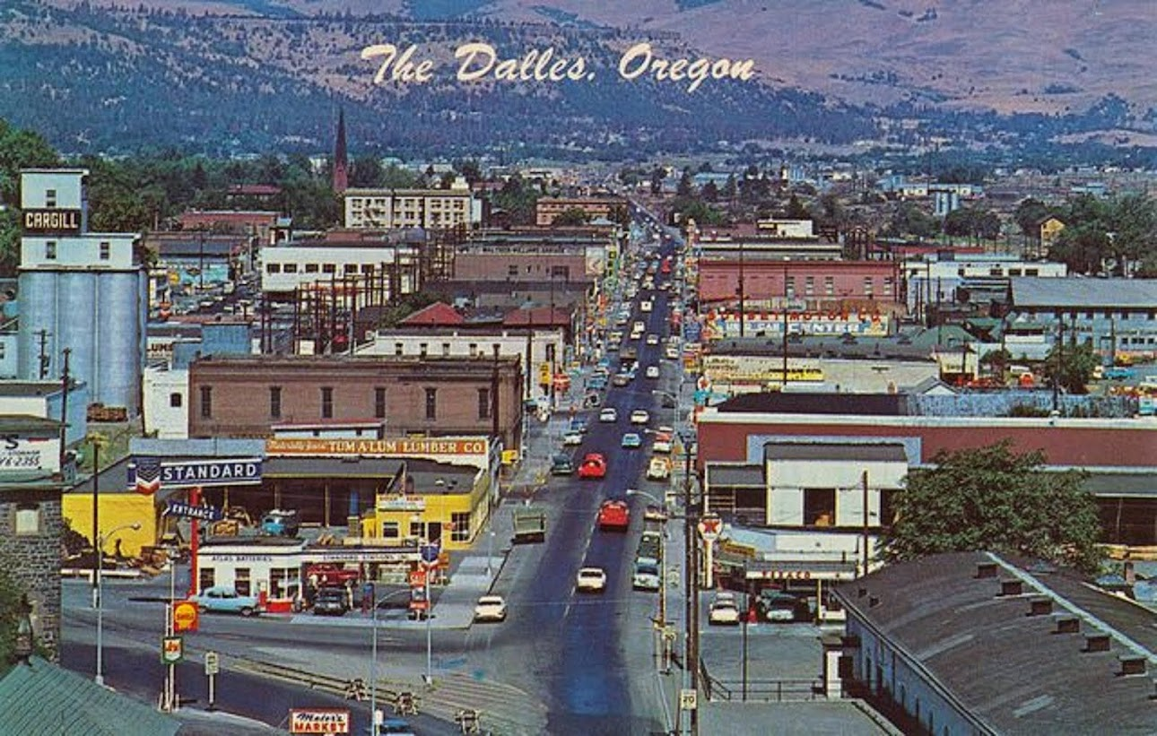 THE DALLES, OR 97058 Homepage