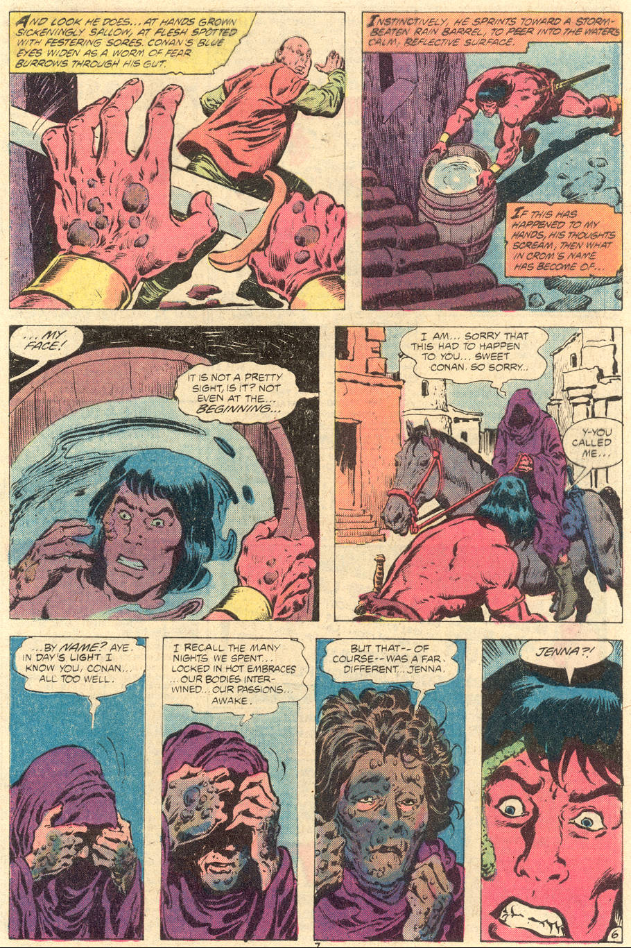 Conan the Barbarian (1970) Issue #118 #130 - English 7