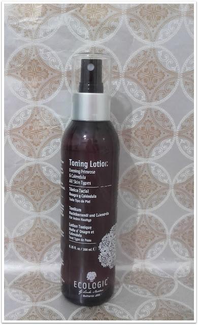 Tónico Facial Onagra y Caléndula de Ecologic Cosmetics en Disfrutabox