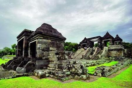 Istana Ratu Boko Joga