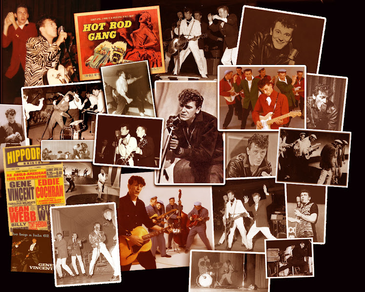 Gene Vincent pictures from Philippe Fessard collection