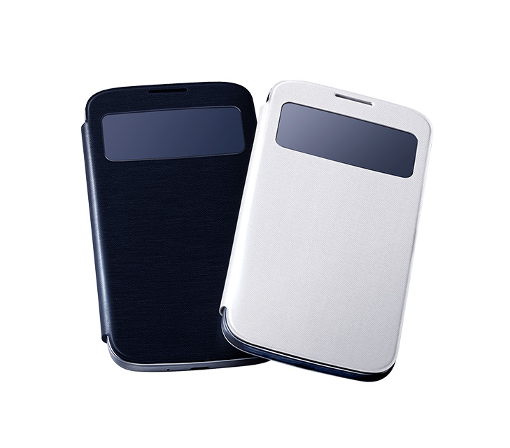 Galaxy S4 Accessories: S View Cover