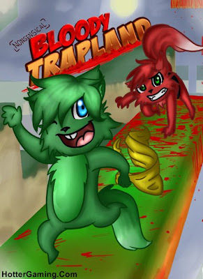 Free Download Bloody Trapland Pc Game Cover Photo