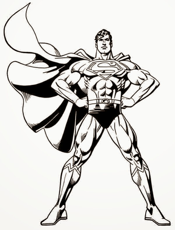 Craftoholic superman 39 man of steel 39 coloring pages for Super man coloring page