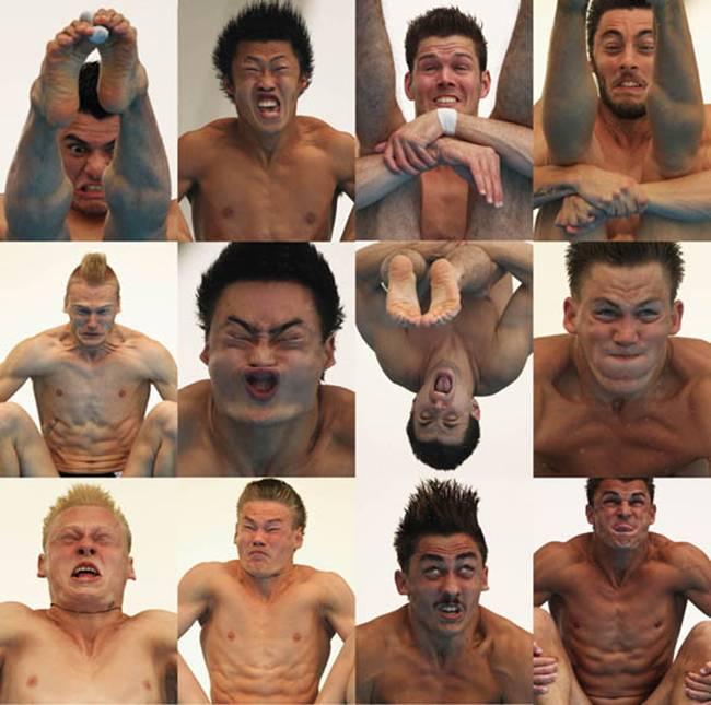 Diving Expressions