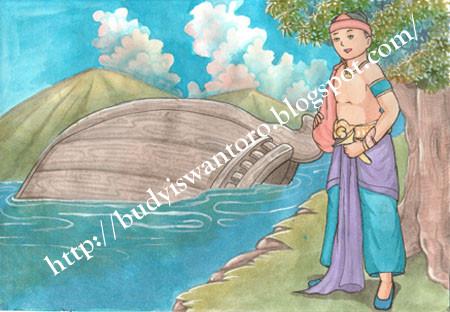 Legenda Tangkuban Perahu