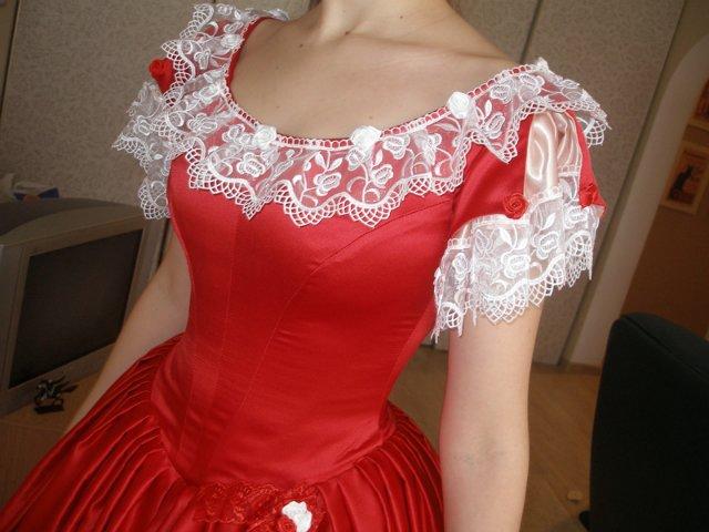 Шить платье на бал