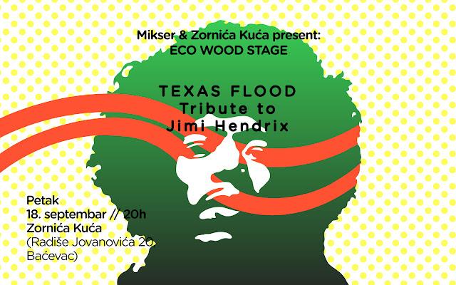 Prvi Eco Wood Stage festival