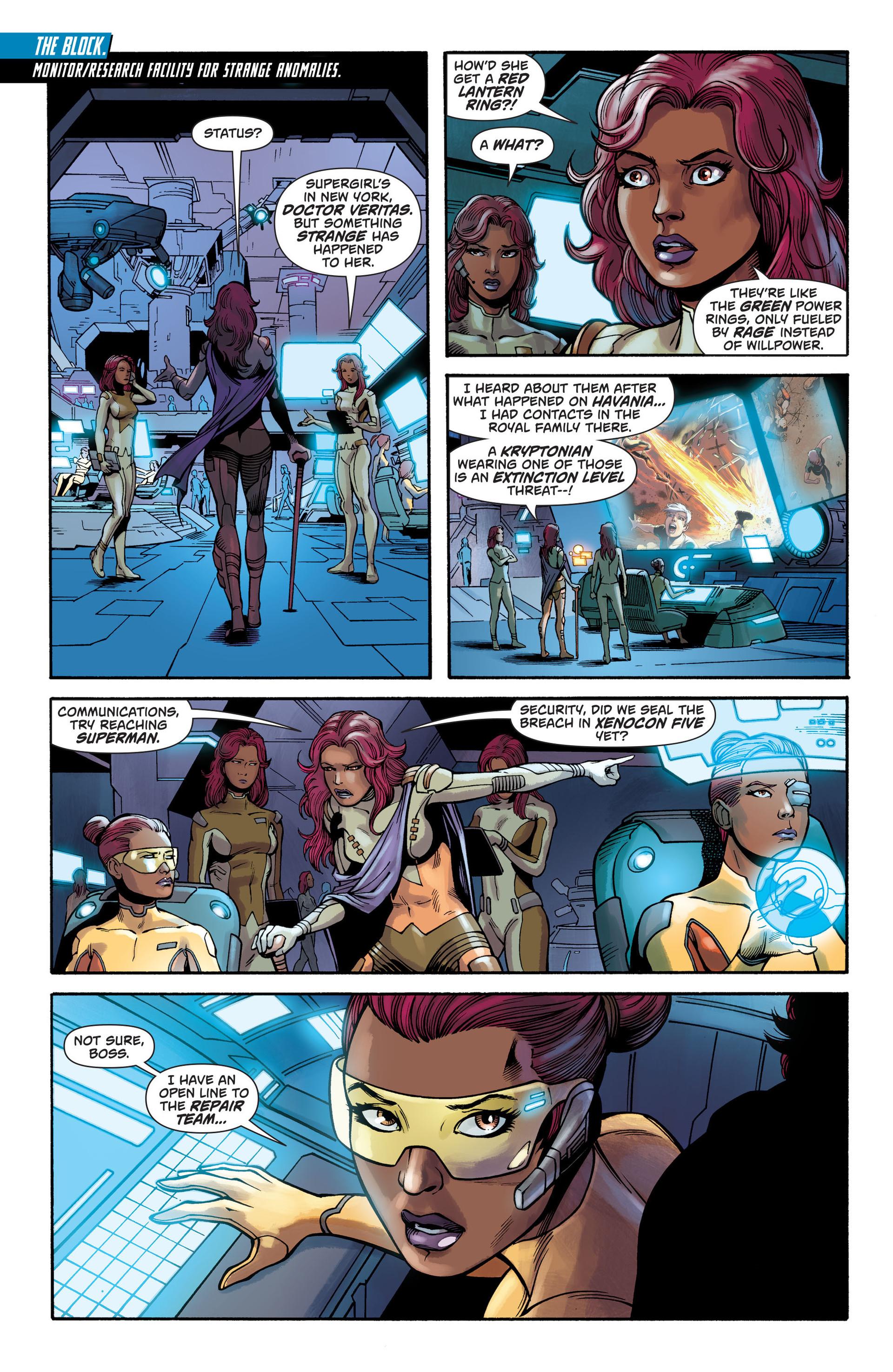 Supergirl (2011) Issue #29 #31 - English 7