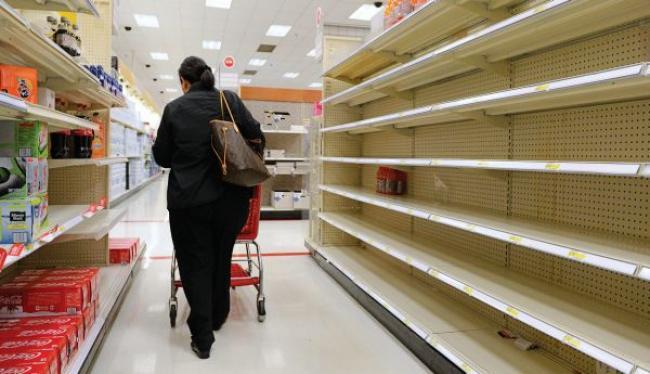 Βενεζουέλα: Αγοράζουν ψωμί βάζοντας στο ζύγι χαρτονομίσματα! αυτά που εκαναν στους Γερμανούς μεχρι που τους έστειλε στο διάβολο ο Χίτλερ!